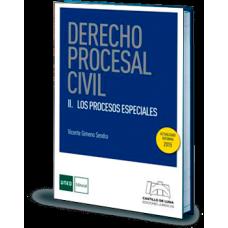 Derecho Procesal Civil-II. Procesos especiales