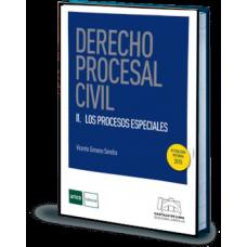 Derecho Procesal Civil-II. Los procesos especiales.