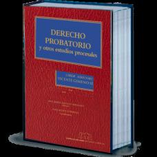 Derecho Probatorio. Liber Amicorum Vicente Gimeno Sendra